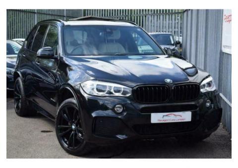 2015 BMW X5 3.0 40d M Sport Auto xDrive (s/s) 5dr