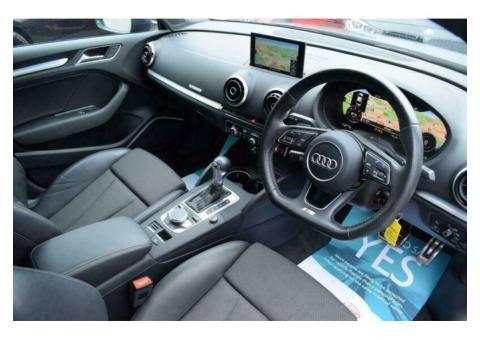 2016 Audi A3 1.6 TDI S line S Tronic (s/s) 4dr