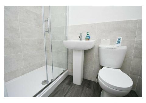 High spec refurb 4 bed HMO UClan Uni/town centre location 17% immediately per annum North Lancs